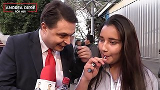 Strange film over of a mexican girl with Andrea Dipre