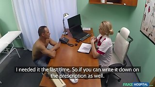 Carnal knowledge prescribed unconnected with hot nurse