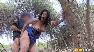 Anal Sex for New Beach Wardress Patrolman