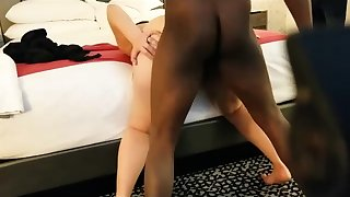 I love watching my wife obtain fucked by BBCs