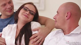 Crazy Swingers Orgies - Kari and Mea Melone