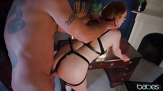 Loved babe plays sporadic out of order for her master increased by provides pure BDSM
